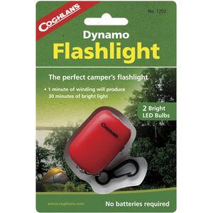 Coghlans Mini Dynamo Lampe farblich gemischt farblich gemischt