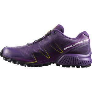 Salomon Speedcross Pro Trailrunning Shoes cosmic purple/passion purple/black