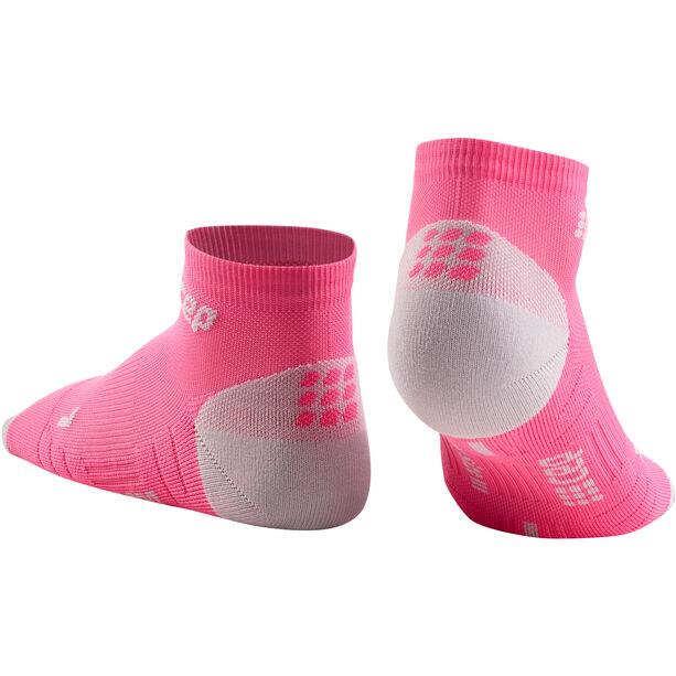 cep 3.0 Low Cut Socken Damen rose/light grey