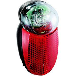 Busch + Müller Seculite LED Rücklicht schwarz/rot schwarz/rot