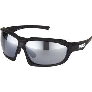 UVEX sportstyle 710 Glasses black mat bei fahrrad.de Online