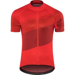 Giro Chrono Sport Jersey Herren bright red terrace bright red terrace