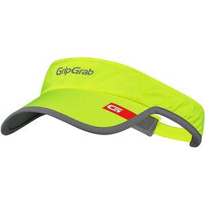 GripGrab Lightweight Hi-Vis Running Visor fluo yellow fluo yellow
