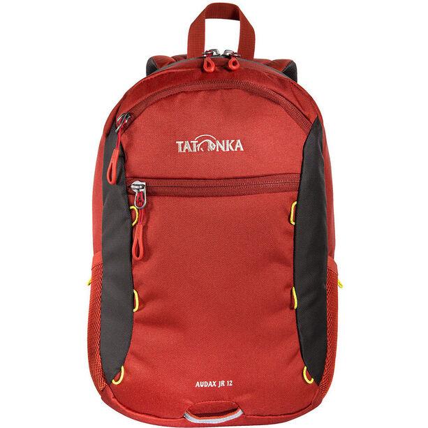 Tatonka Audax 12 Backpack Kinder redbrown