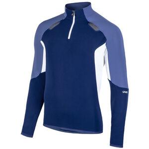 UYN Move Zip Up Jacket Man Deep Blue/Indigo/Off White bei fahrrad.de Online