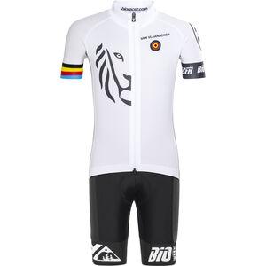Bioracer Van Vlaanderen Pro Race Set Kids white bei fahrrad.de Online