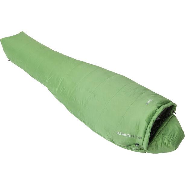 Vango Ultralite Pro 100 Sleeping Bag pamir green