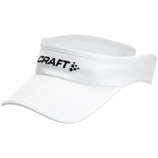 Craft Running Visor white