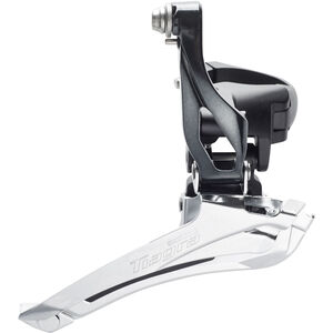 Shimano Tiagra FD-4700 Umwerfer 2x10-fach Schelle Down-Pull grau grau