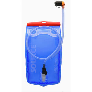 SOURCE Widepac Trinkblase 1,5 Liter transparent/blue transparent/blue