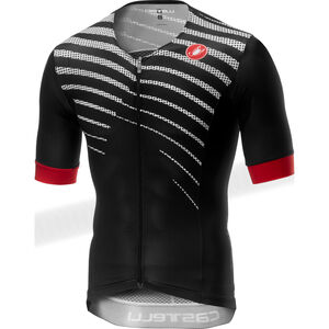 Castelli Free Speed SS Race Jersey Herren black/black black/black