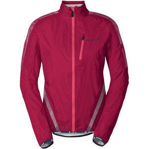 VAUDE Luminum Performance Jacket Women crimson red
