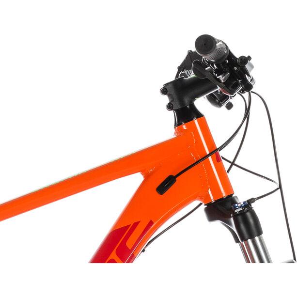 Cube Analog orange