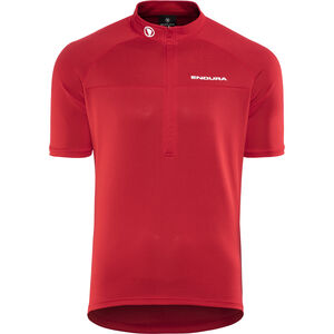 Endura Xtract II Shortsleeve Jersey Herren red red