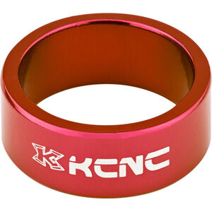 "KCNC Headset Spacer 1 1/8"" 14mm rot rot"
