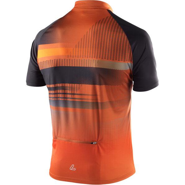 Löffler Track Bike Shirt Half-Zip Herren