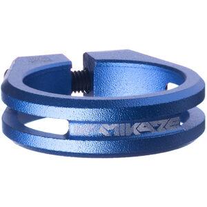 Sixpack Kamikaze Sattelklemme Ø34,9mm blue blue