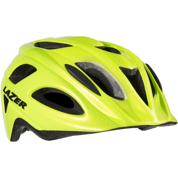 Lazer Beam Helmet flash yellow