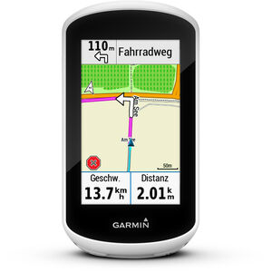 Garmin Edge Explore GPS Fahrradcomputer schwarz schwarz