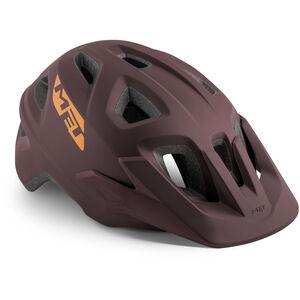 MET Echo Helm burgundy burgundy