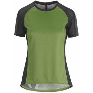 assos Trail SS Jersey Damen pan green pan green