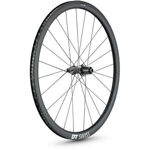"DT Swiss PRC 1400 Spline 35 HR 29"" Carbon CL 142/12mm TA, Shimano schwarz"
