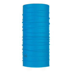 Buff Coolnet UV+ Neck Tube solid blue solid blue