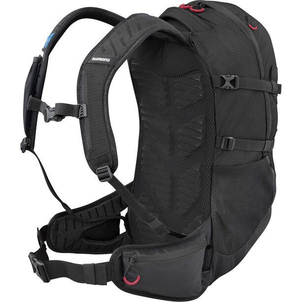 Shimano Hotaka Backpack 26 L black/red