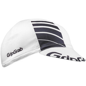 GripGrab Lightweight Summer Cycling Cap white white