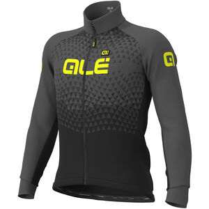 Alé Cycling Solid Summit DWR Jacke Herren black-grey black-grey