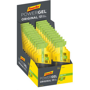 PowerBar PowerGel Original Box 24x41g Green Apple mit Koffein