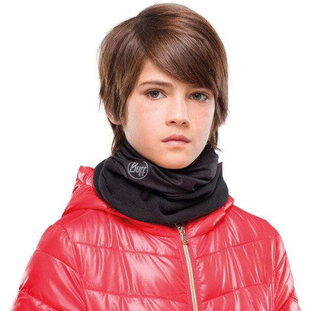 Buff Polar Schlauchschal Jugend solid black