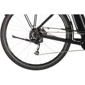 Cube Town Sport Hybrid ONE 400 Easy Entry Black'n'Grey bei fahrrad.de Online