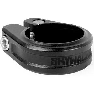 Sixpack Skywalker Sattelklemme 34,9 mm stealth-black bei fahrrad.de Online