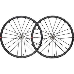 "Fulcrum Racing Zero DB Wheelset Road 28"" 2-speed Fit Shimano CL USB schwarz/weiß schwarz/weiß"