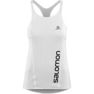 Salomon Sense Tank Damen white white