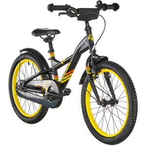 s'cool XXlite 18 steel Black/Yellow bei fahrrad.de Online