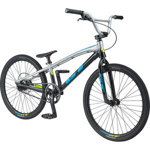 """GT Bicycles Speed Series Pro XL 24"""" gloss silver/black gloss silver/black"""