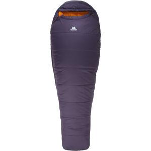 Mountain Equipment Starlight I Sleeping Bag Long aubergine/blaze aubergine/blaze