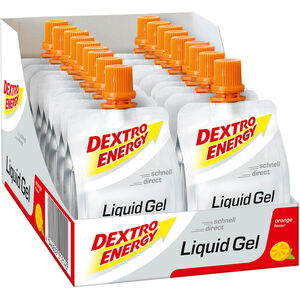 Dextro Energy Liquid Gel Box 18x60ml Orange