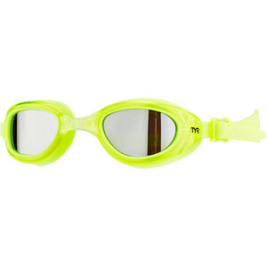 TYR Special Ops 2.0 Goggles Kinder silver/yellow silver/yellow