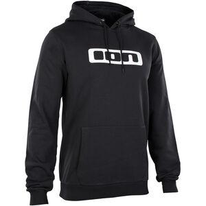 ION Logo Hoody Herren black black