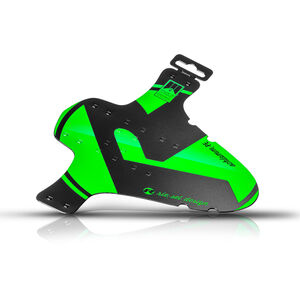 "rie:sel design schlamm:PE Front Mudguard 26-29"" green green"