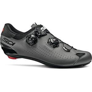 Sidi Genius 10 Schuhe Herren black/grey black/grey