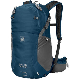 Jack Wolfskin Moab Jam 24 Backpack poseidon blue poseidon blue