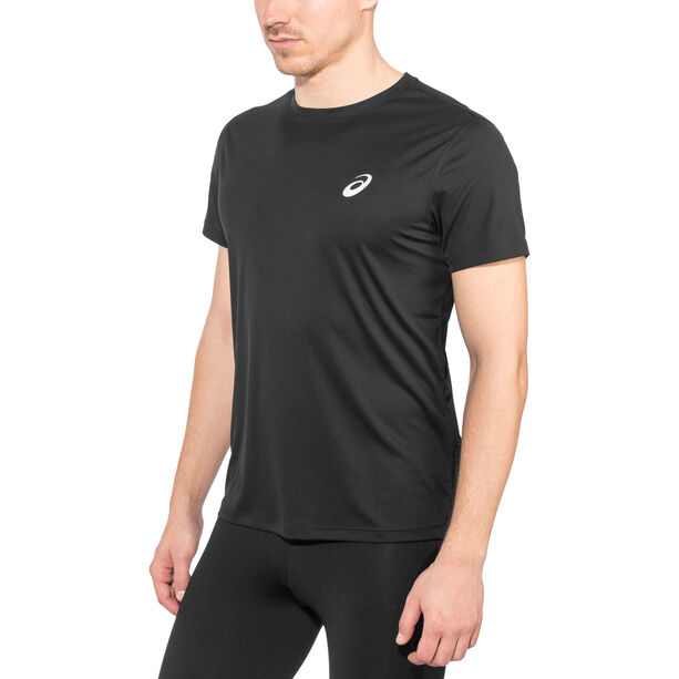 asics Silver SS Top Herren performance black