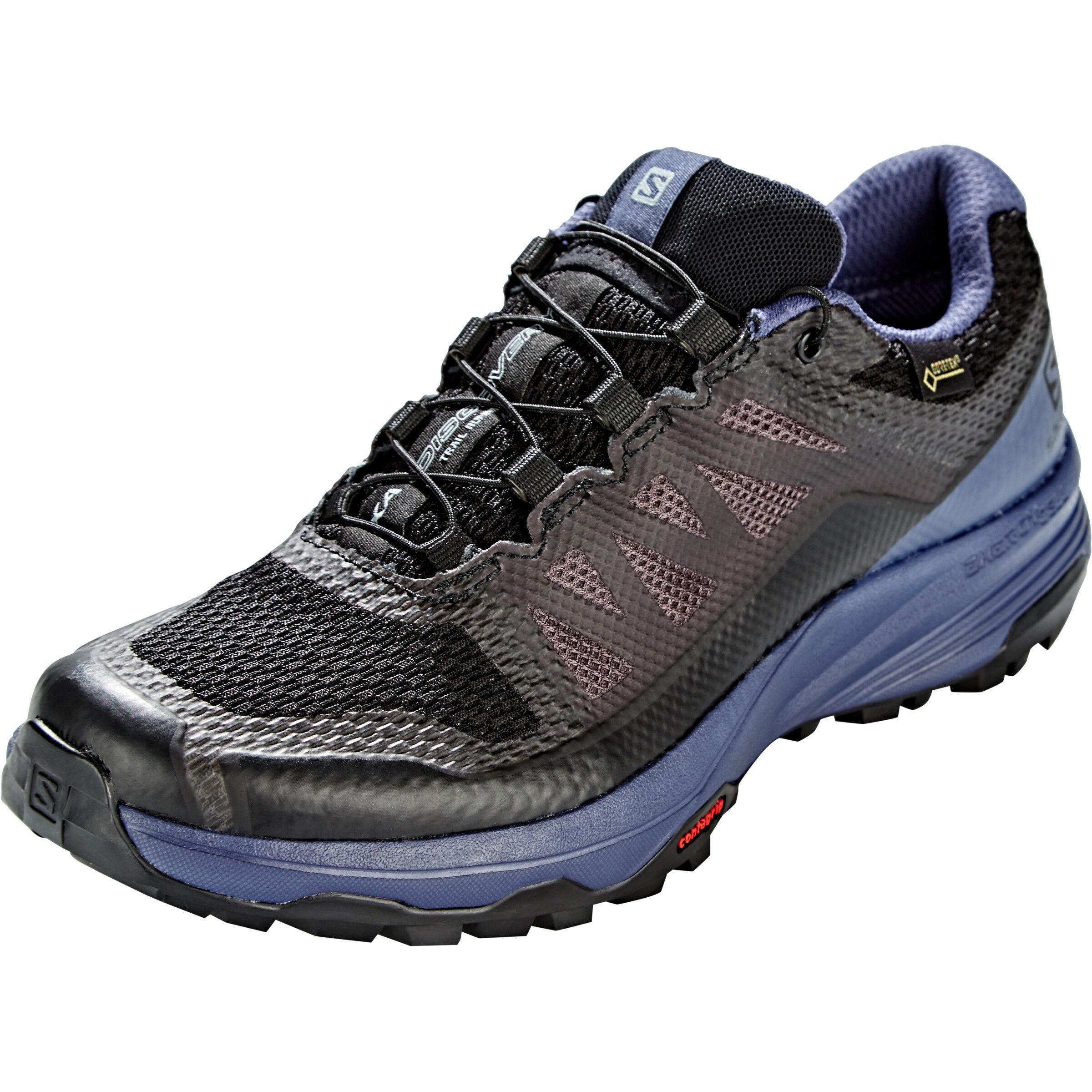 Salomon XA Discovery GTX Shoes Damen blackcrown blueebony