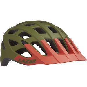 Lazer Roller Helmet matte khaki-orange matte khaki-orange