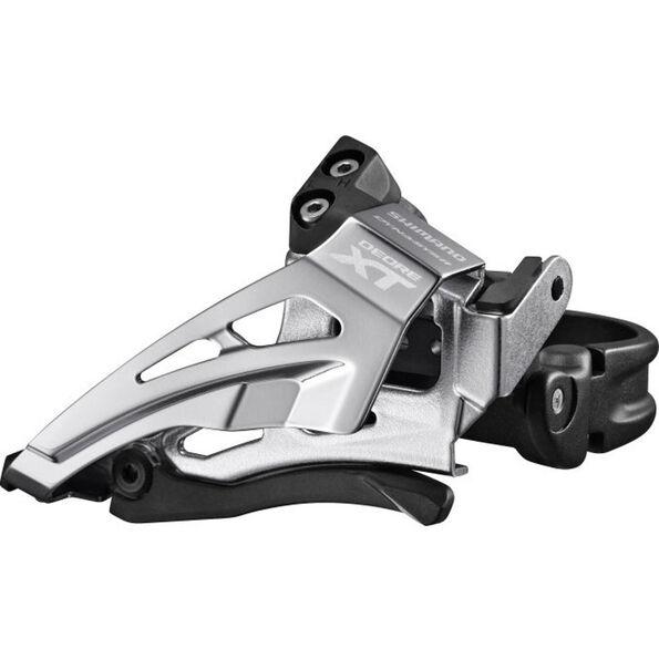 Shimano Deore XT FD-M8025 Umwerfer 2x11-fach Top Swing