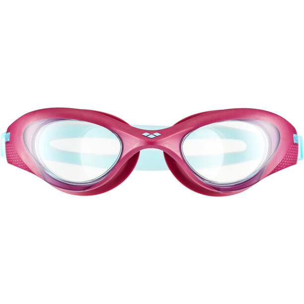 arena The One Brille Damen clear/purple/turquoise